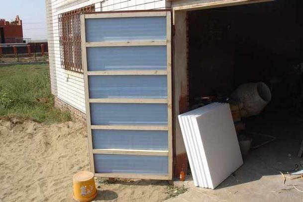 Как сделать крышу гаража видео фото 299