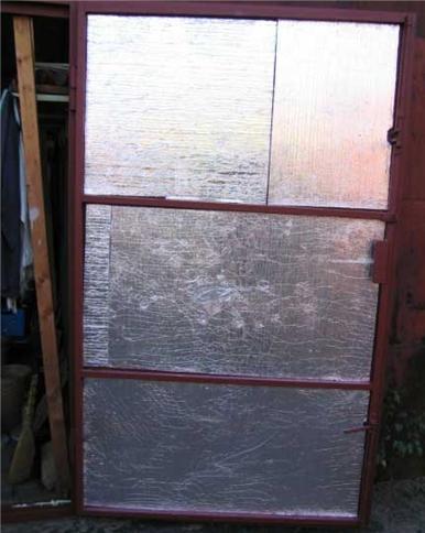 Способы утепления ворот гаража своими руками