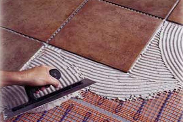 Теплый пол своими руками электрический под плитку