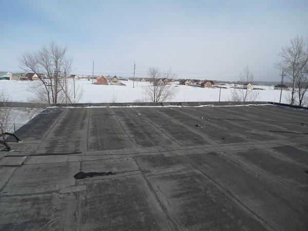 Как покрыть крышу гаража