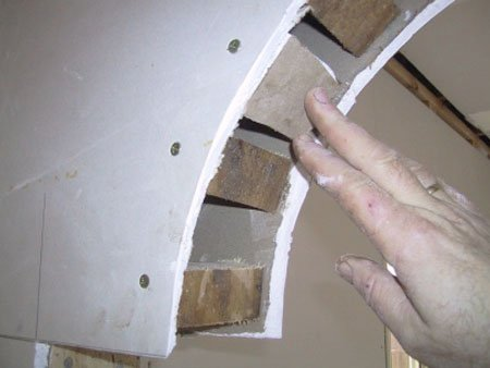 Камин из гипсокартона своими руками пошаговое фото