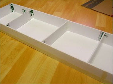 Как сделать камин из картона своими руками