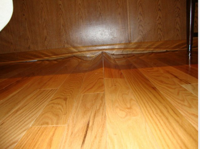 Укладка ламината на деревянный пол без фанеры