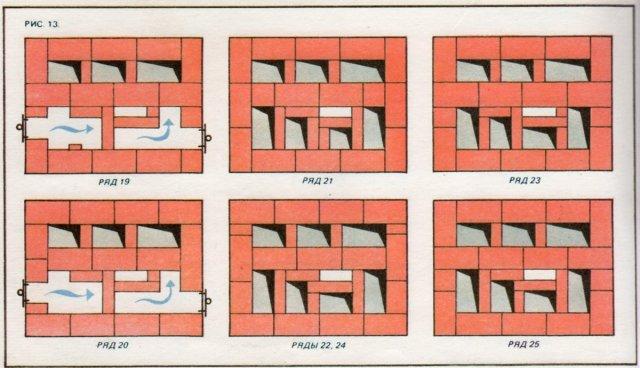 Порядовка для кирпичной кладки своими руками фото 211