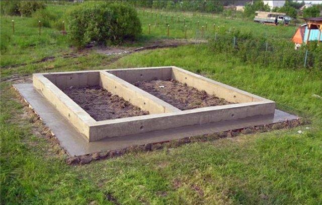 Строим баню своими руками поэтапный показ строительства